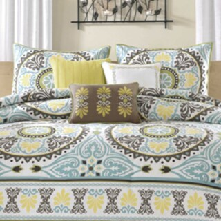 Madison Park Bali 7-piece Comforter Set