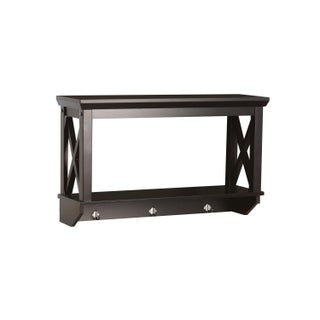 RiverRidge Home X-frame Bathroom Wall Shelf (2 options available)