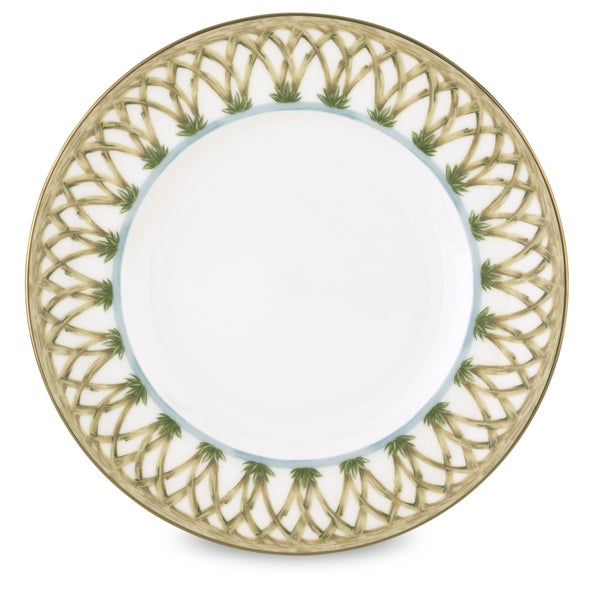 Lenox British Colonial Bamboo Accent Plate