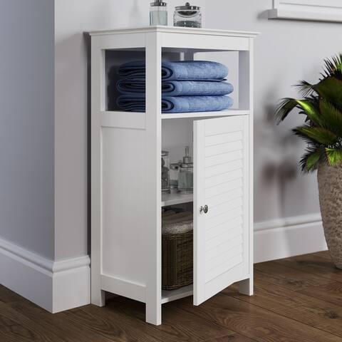 RiverRidge Home Ellsworth Single Door Floor Cabinet