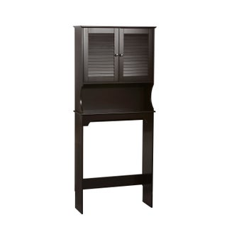RiverRidge Home Products Painted Ellsworth Spacesaver Cabinet Hutch
