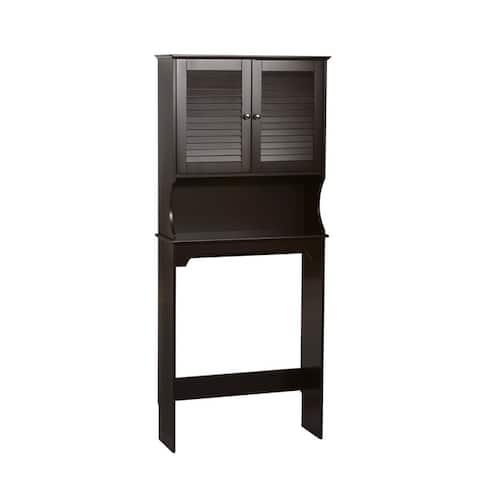 RiverRidge Home Ellsworth Spacesaver Cabinet Hutch