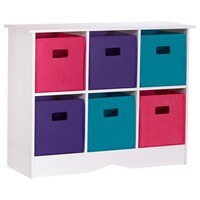 Small Kids' Storage & Toy Boxes