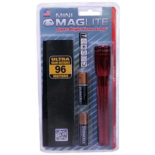 Maglite Mini-Mag Flashlight Holster Combo
