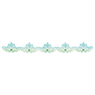 Sizzix Sizzlits Decorative Strip Die Regal Edging by Scrappy Cat