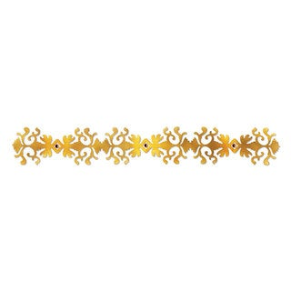 Sizzix Sizzlits Decorative Strip Die Luxury is in the Details