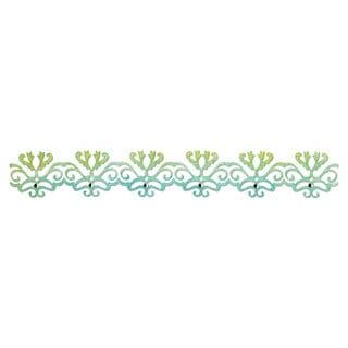 Sizzix Sizzlits Decorative Strip Die Filigree Border by Scrappy Cat