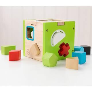 KidKraft Shape Sorting Cube https://ak1.ostkcdn.com/images/products/8316432/8316432/KidKraft-Shape-Sorting-Cube-P15631081.jpg?impolicy=medium