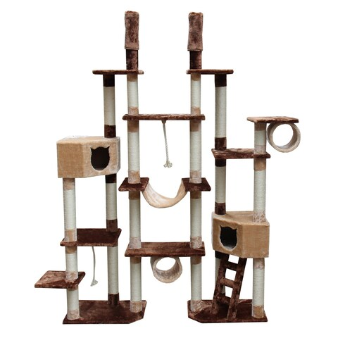 Kitty Mansions Rome Cat Tree