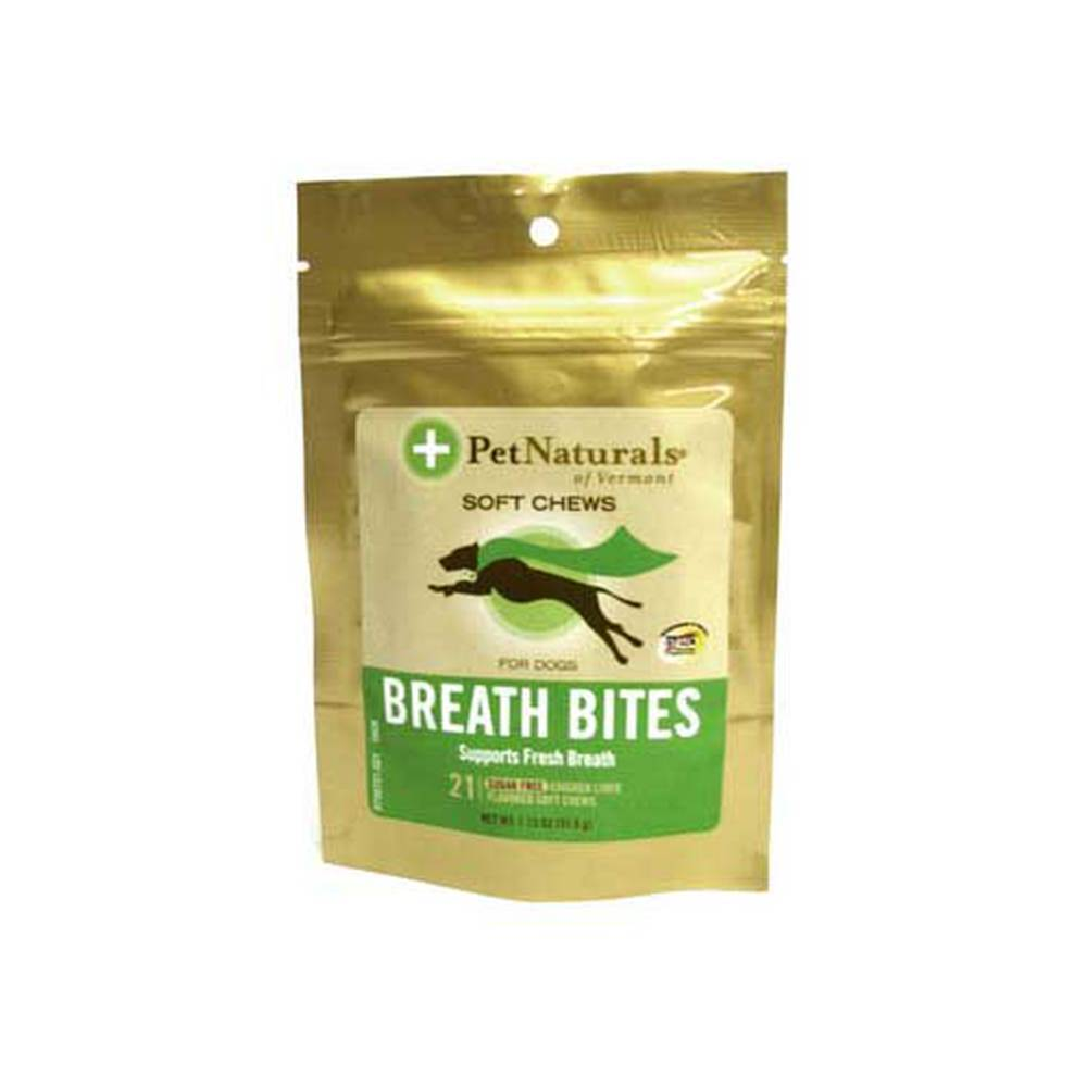 Pet Naturals Of Vermont Breath Bites (Breath Bites 1lb.15oz)
