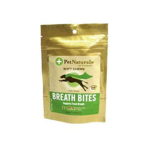 Pet Naturals Of Vermont Breath Bites