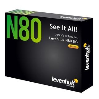 Levenhuk N80 NG 'See all' Slides Set