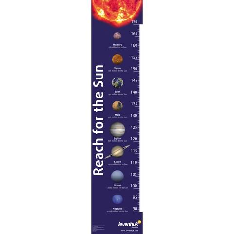 Levenhuk 'Reach for the Sun' Growth Chart
