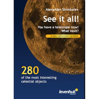 Levenhuk 'See it all!' Astronomer's Handbook