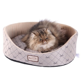 Armarkat 21-inch Cuddle Cat Bed