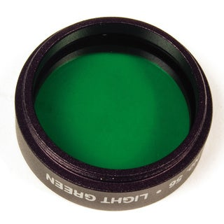 "Levenhuk 1.25"" Optical Filter #56 (Light Green)"