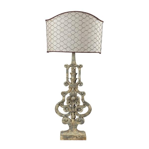 Dimond Lighting 1-light Avignon Table Lamp