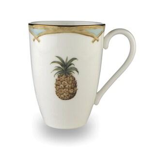 Lenox British Colonial Bamboo/Pineapple Mug