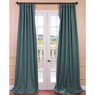 Exclusive Fabrics Jadite Bellino Blackout Curtain Panel