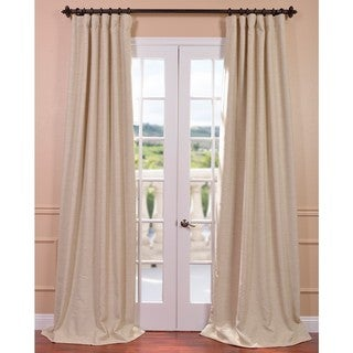 Exclusive Fabrics Candlelight Bellino Blackout Curtain Panel