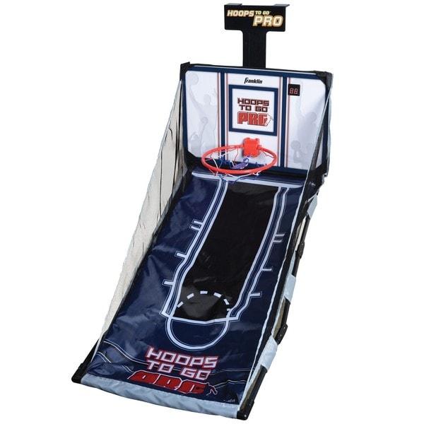 Hoops To Go Pro Baskeball Set