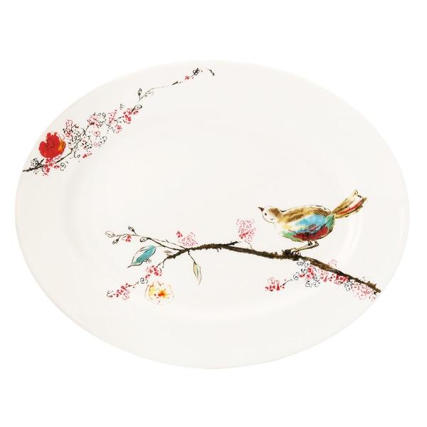 Lenox Chirp 13-inch Oval Platter