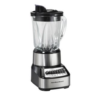 Hamilton Beach Stainless 14 Speed Glass Jar Blender|https://ak1.ostkcdn.com/images/products/8318300/P15632612.jpg?impolicy=medium