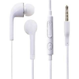 4XEM Earbud Earphones For Samsung Galaxy/Tab (White)|https://ak1.ostkcdn.com/images/products/8318405/P15632707.jpg?impolicy=medium