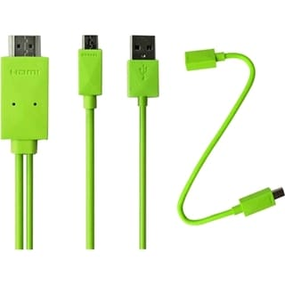 4XEM Micro USB To HDMI MHL Adapter Cable For Samsung Galaxy S2/S3/S4/