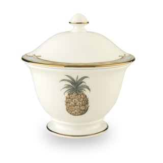 Lenox 'British Colonial' Sugar Bowl and Lid