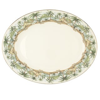 Lenox 'British Colonial' 16-inch Oval Platter
