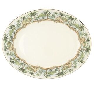 Lenox 'British Colonial' 16-inch Oval Platter