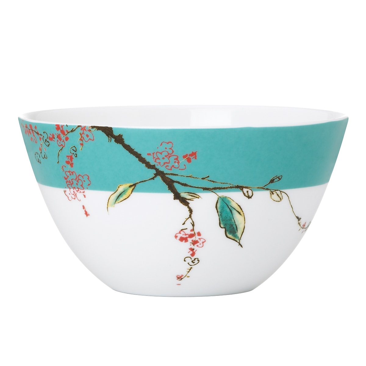 Lenox Chirp Tall' Cereal/ Soup Bowl, Multi (Bone China, F...