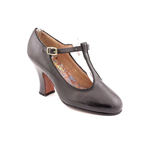 capezio s t leather dress shoes wide size