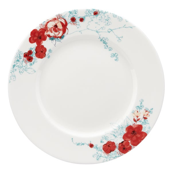 Lenox Chirp Floral Dinner Plate Free Shipping On Orders