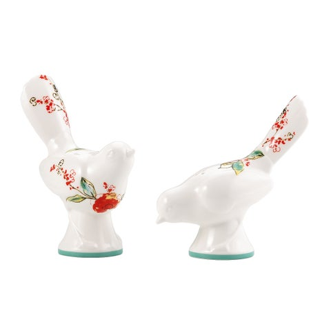 Lenox 'Chirp Figural' Salt and Pepper Set