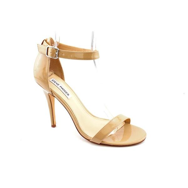 2d4a4c9ba2b Shop Steve Madden Women s  Realove  Patent Sandals (Size 9.5 ...