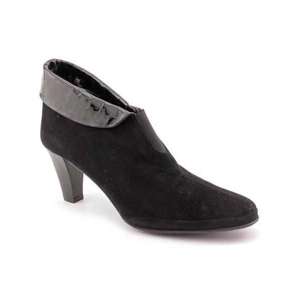 Amalfi By Rangoni Women's 'Gara' Regular Suede Boots - Narrow (Size 7.5 )
