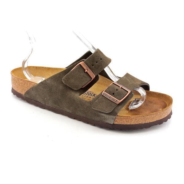 131b11c5b91 Shop Birkenstock Men s  Arizona  Regular Suede Sandals (Size 9 ...