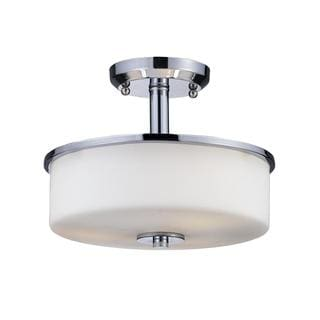 Ibis 3-light Semi-flush Mount Light Fixture