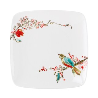 Lenox 'Chirp' Square Accent Plate