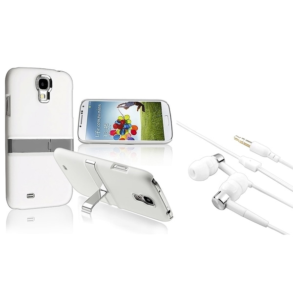 BasAcc Case/ Stereo Headset with Microphone for Samsung Galaxy S4