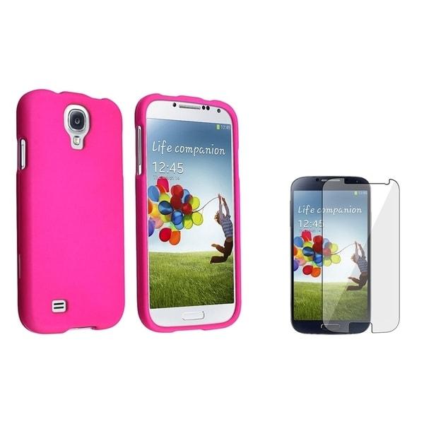 BasAcc Case/ Screen Protector for Samsung Galaxy S4