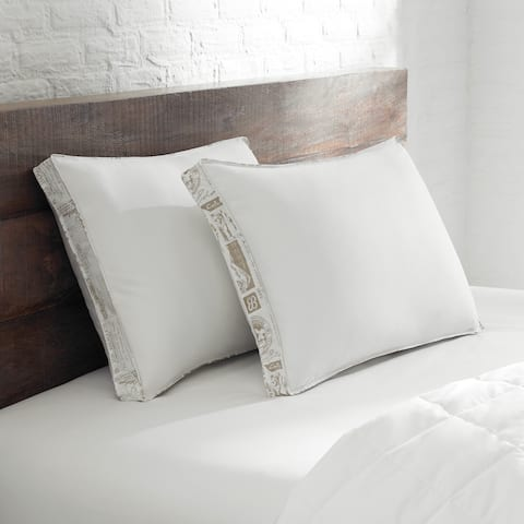 Eddie Bauer Heritage Jumbo Pillows (Set of 2) - White