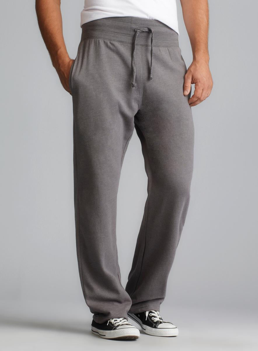 Threads 4 Thought Gray Drawstring Performance Sweatpants