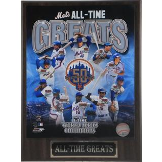 New York Mets All Time Greats Plaque