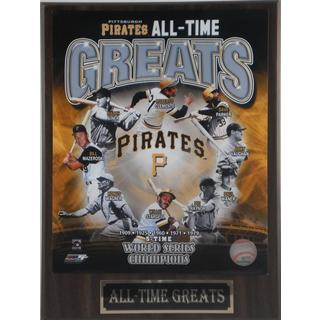 Pittsburgh Pirates All Time Greats Plaque