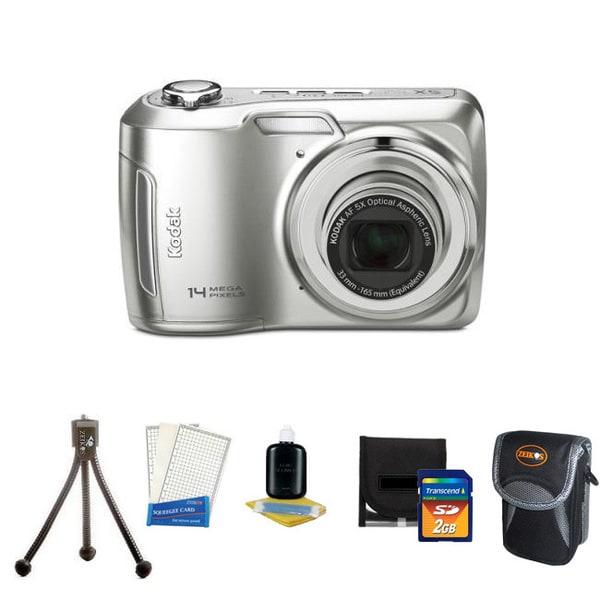 Kodak EasyShare C195 14 Megapixel Compact Camera - Silver