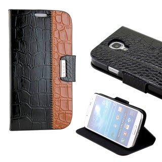 Gearonic PU Leather Magnetic Flip Case for Samsung Galaxy S4 i9500
