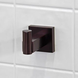 VIGO Allure Square Design Single Bathroom Hook